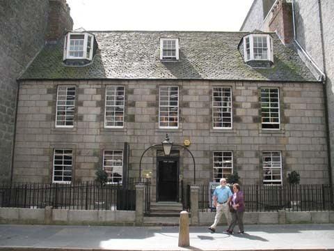 James Dun's House Schoolhill