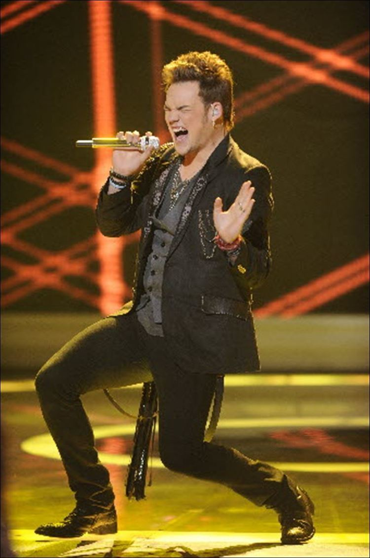 James Durbin (singer) An 39Idol39 emerges for those with Tourette39s syndrome