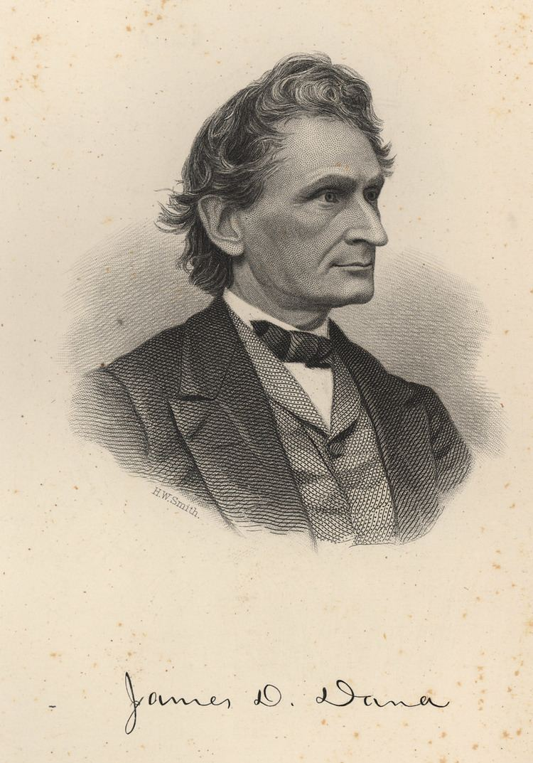 James Dwight Dana Scientific Identity Portraits from the Dibner Library of