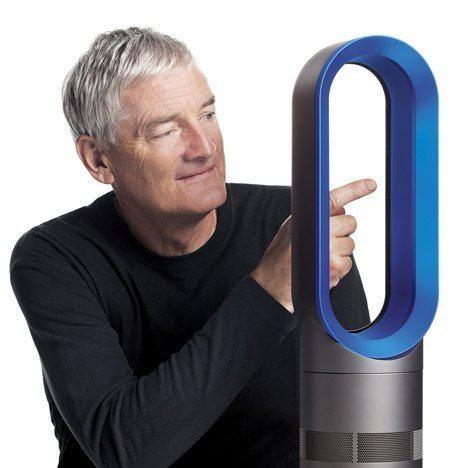 James Dyson Dyson news products and design Dezeen