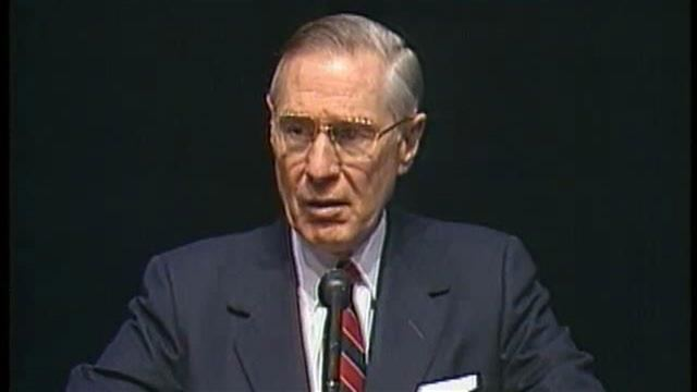 James E. Faust BYUtv BYU Devotional Address James E Faust 21285