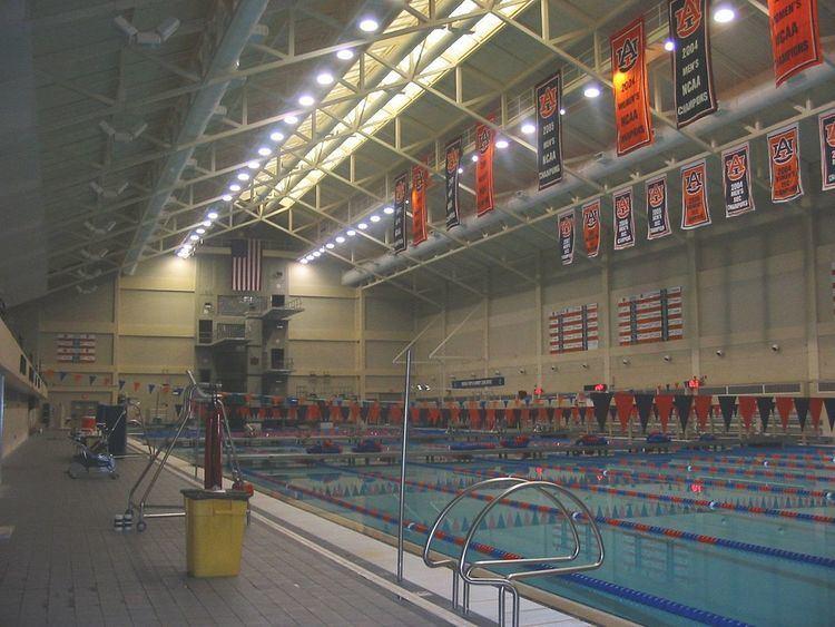 James E. Martin Aquatics Center