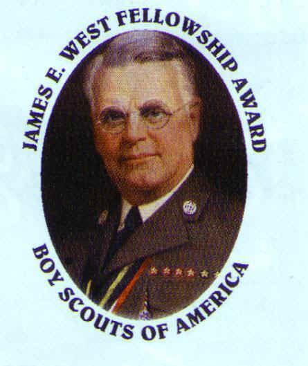 James E. West (Scouting) James E West