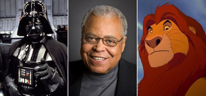 James Earl Jones James Earl Jones voice of Vader and Mufasa and spectacular actor