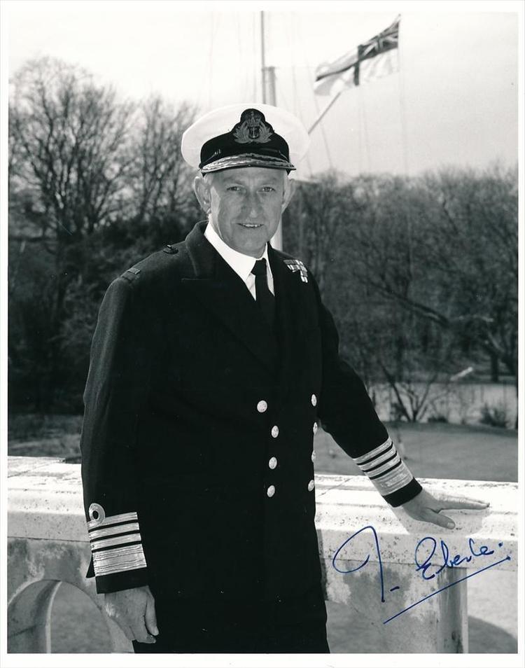James Eberle Admiral Sir James Eberle Glossy Signed Photograph eBay