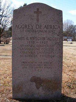 James Emman Kwegyir Aggrey DR JAMES EMMAN KWEGYIR AGGREY THE GREATEST AND SPECIAL AFRICAN OF