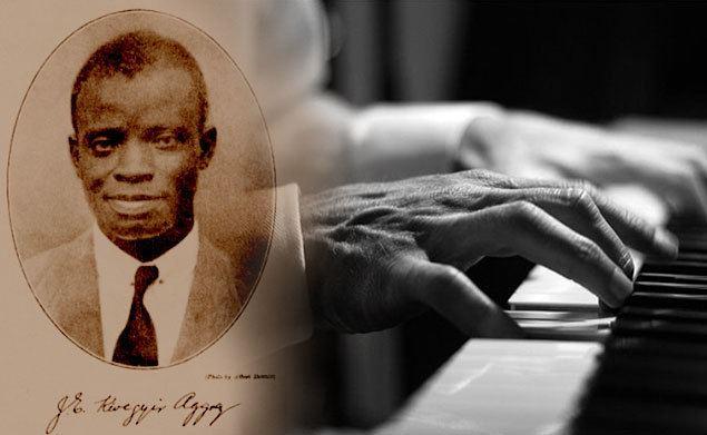 James Emman Kwegyir Aggrey The lost Black and White Keys of Dr Kwegyir Aggrey
