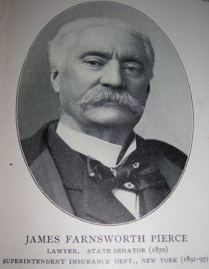 James F. Pierce