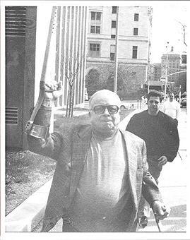 James Failla Rare picture of Gambino capo James Failla who tries to hit