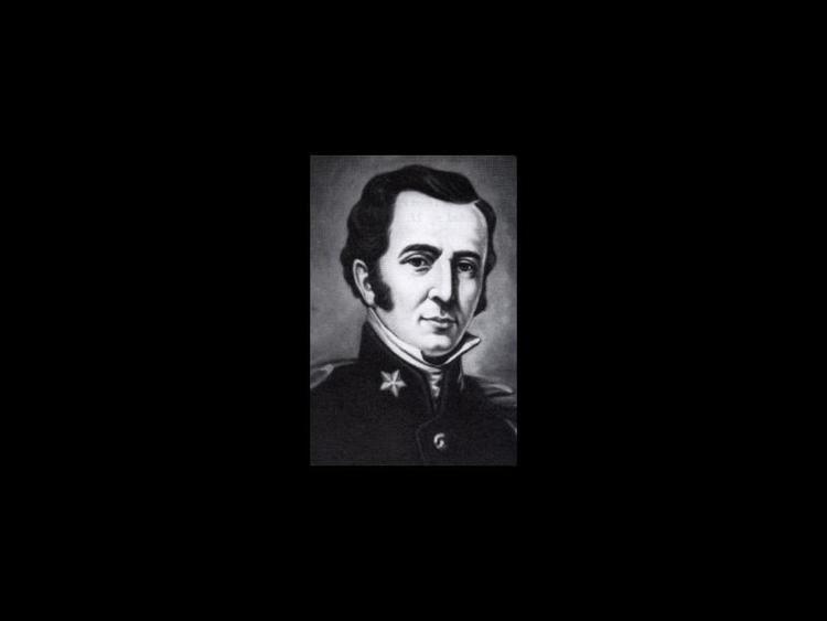 James Fannin James Walker Fannin Jr 18041836 New Georgia Encyclopedia