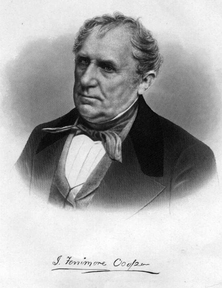 James Fenimore Cooper Cooper Portraits