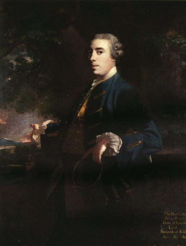 James FitzGerald, 1st Duke of Leinster