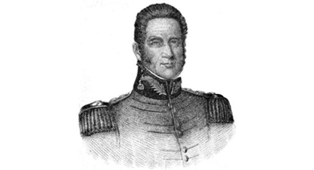 James FitzGibbon War of 1812