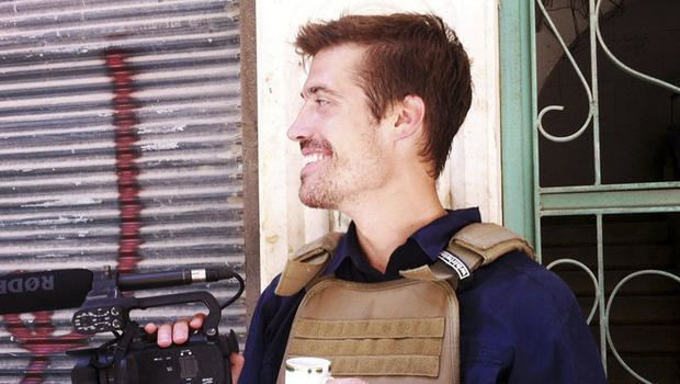 James Foley (journalist) Pope Francis calls slain journalist James Foley39s parents