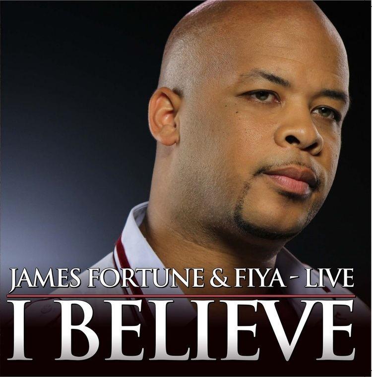 James Fortune The Black Gospel Blog James Fortune FIYA I Believe Live The