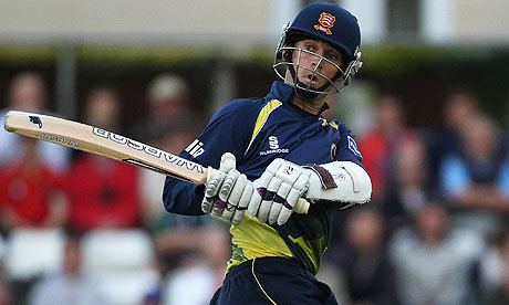 James Foster (cricketer) Essex captain James Foster banned for persistent