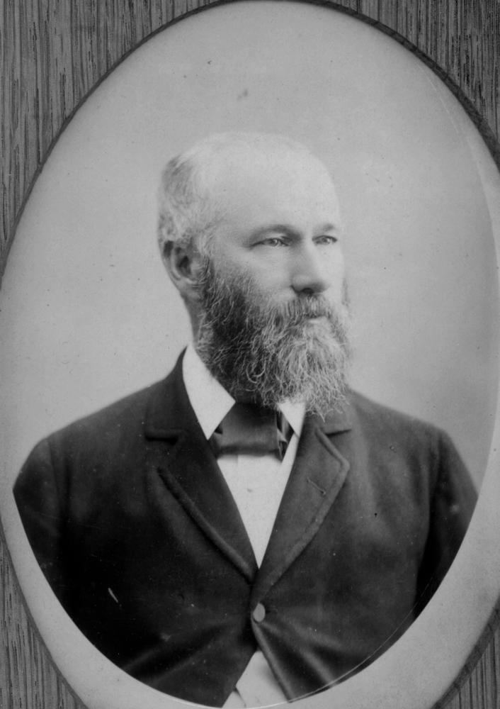 James Francis Garrick