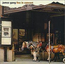 James Gang Live in Concert httpsuploadwikimediaorgwikipediaenthumb0