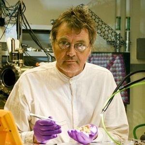 James Gimzewski James Gimzewski Royal Society