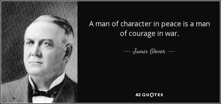 James Glover (British Army officer) QUOTES BY JAMES GLOVER AZ Quotes