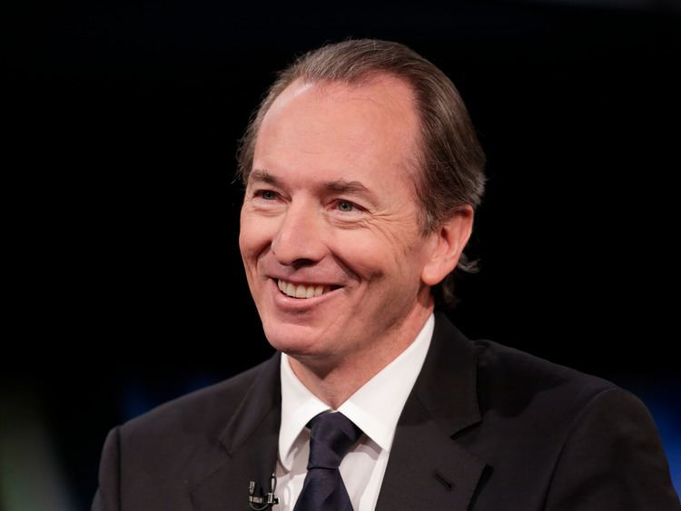 James Gorman (sport shooter) What its like to chat with Morgan Stanley CEO James Gorman