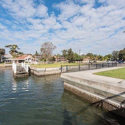 James Goyen Proposal to Rename Hawkesbury Park James Goyen Reserve Join the