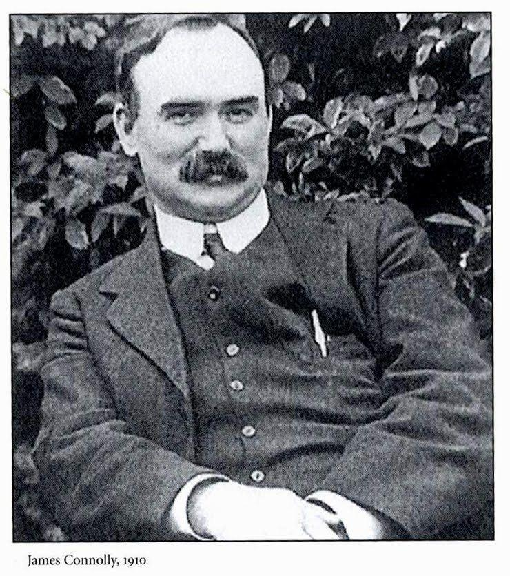 James Gralton PropagandaPravda Irish Blood on the Street the Easter
