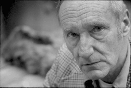 James Grauerholz William S Burroughs Image 126 Authors Odyssey Editions
