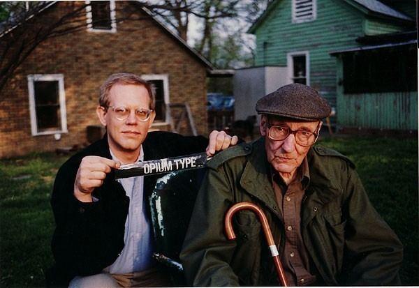 James Grauerholz How to celebrate William Burroughs39 100th birthday Dazed