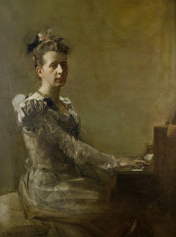 James Guthrie (artist) Sir James Guthrie Works on Sale at Auction amp Biography
