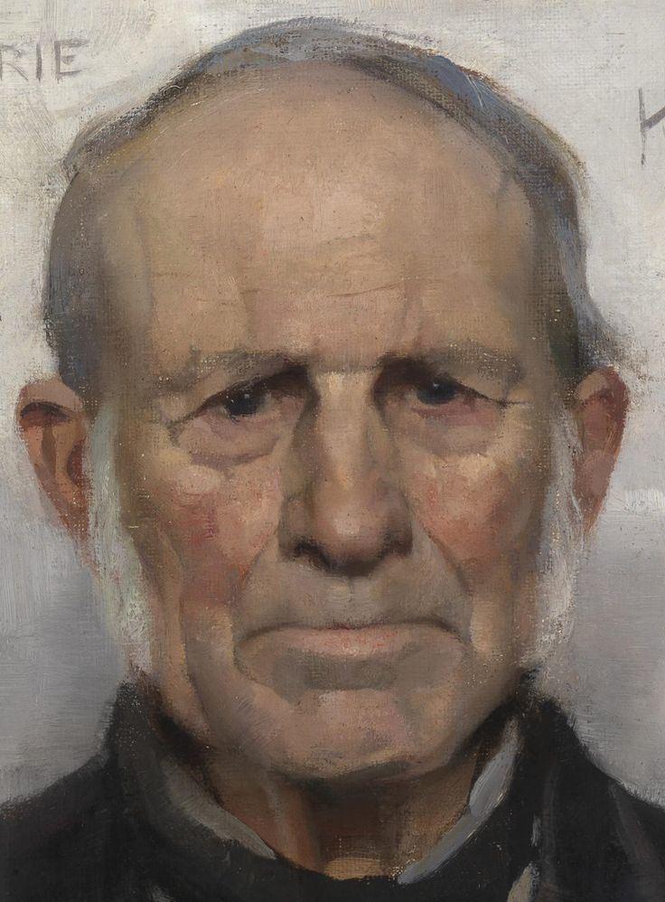 James Guthrie (artist) James Guthrie Old Willie 1886 Full image is here http