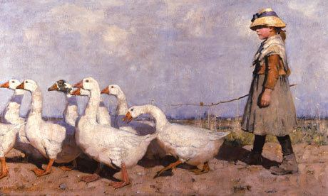 James Guthrie (artist) Pioneering Painters The Glasgow Boys 18801900 review