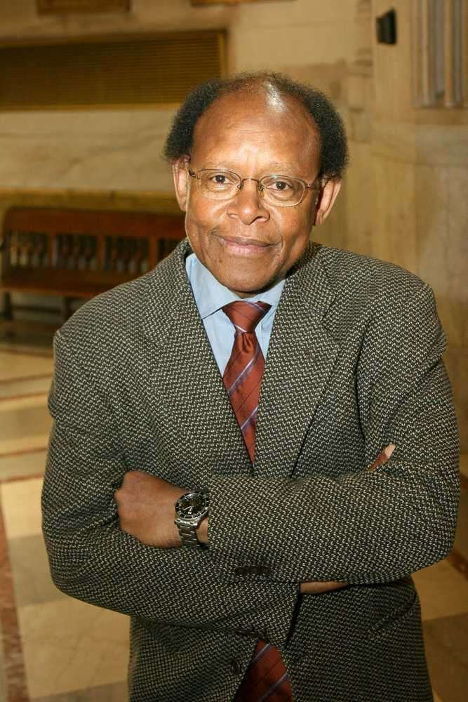 James H. Cone QampA with James H Cone Black theologian talks about