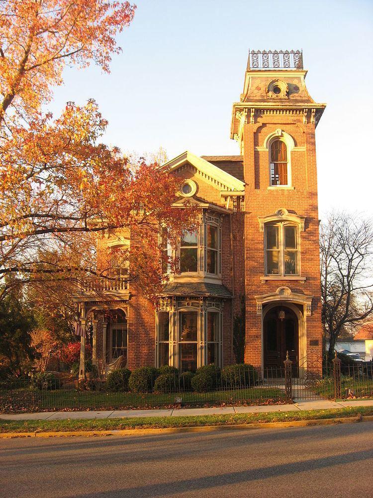 James H. Ward House