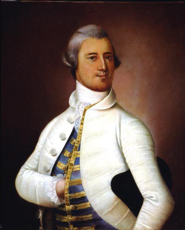 James Habersham James Habersham Jr Revolutionary Patriot