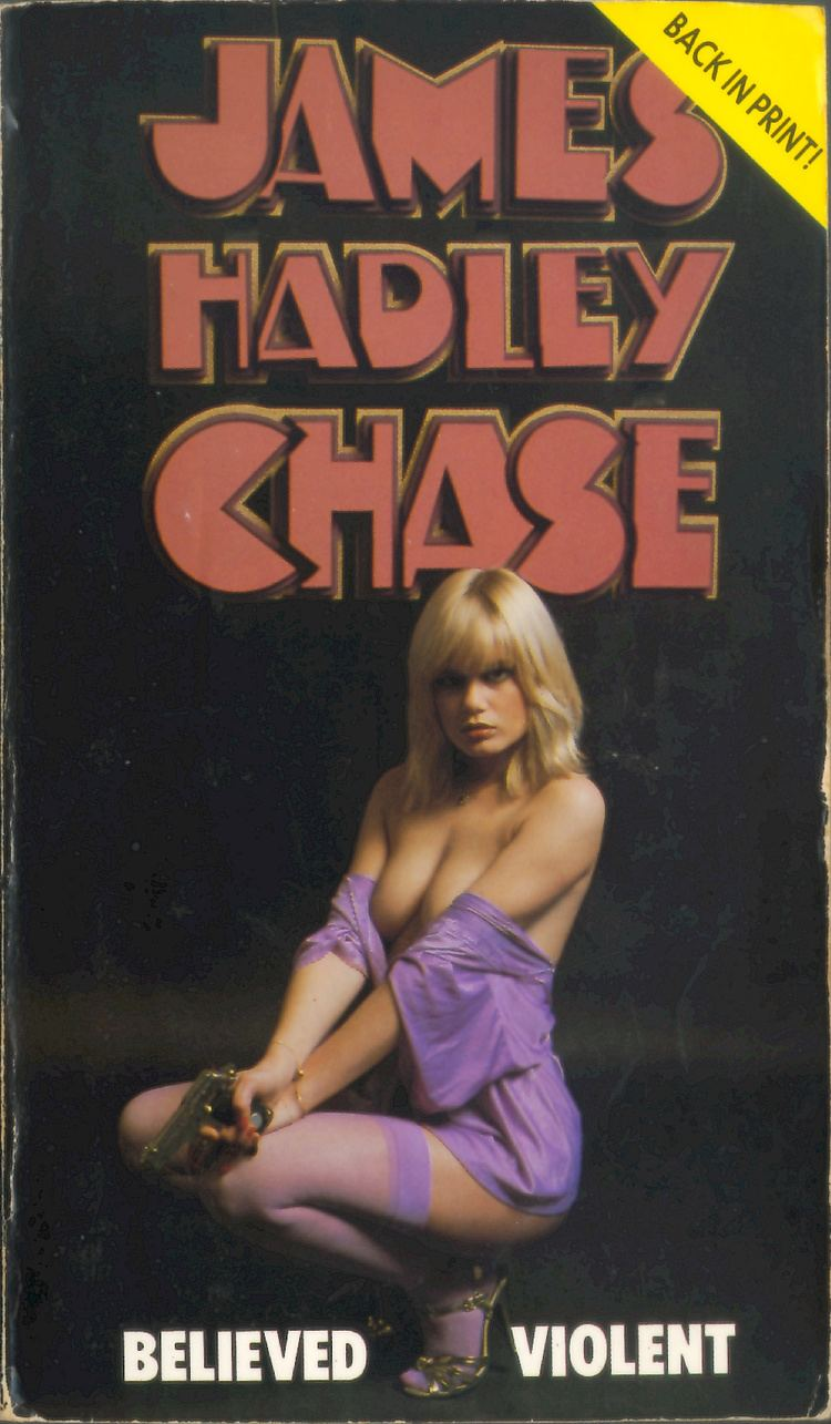 James Hadley Chase James Hadley Chase Characters and Locales