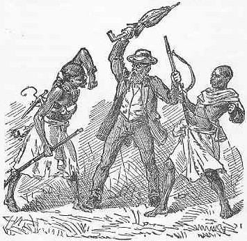 James Hannington Peril and Adventure in Central Africa by the Late Bishop
