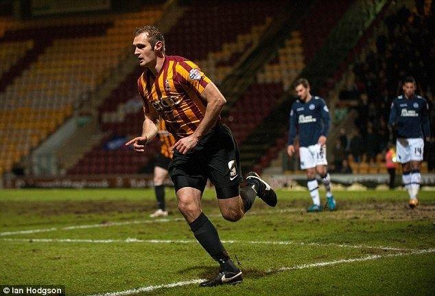 James Hanson (footballer, born 1987) James Hanson believes in Bradford Citys Wembley dream ahead of