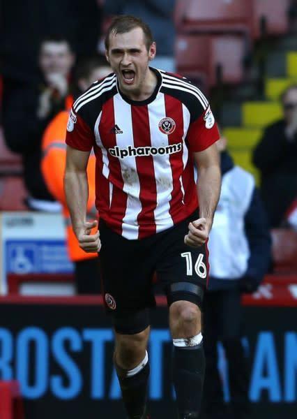 James Hanson (footballer, born 1987) Sheffield United Wilders joy at James Hansons immediate impact
