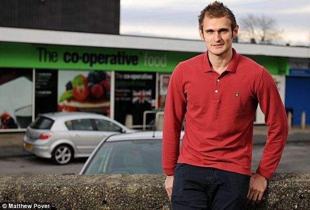 James Hanson (footballer, born 1987) James Hanson from the Coop to Wembley with Bradford City Daily