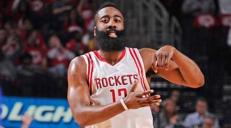 James Harden NBAs Top 100 players Rockets SG James Harden SIcom