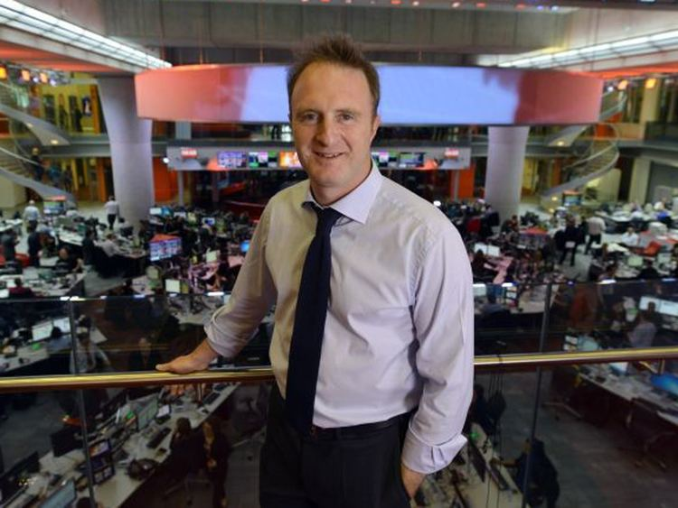 James Harding (journalist) New BBC head of news James Harding has long battle ahead for more