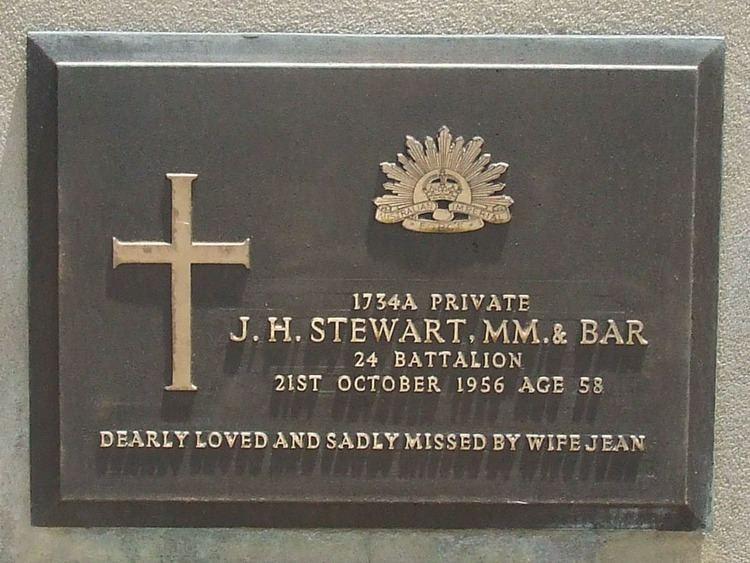 James Harold Stewart