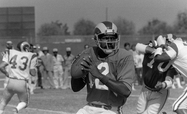 James Harris (quarterback) For James Harris a Dream Fulfilled The New York Times