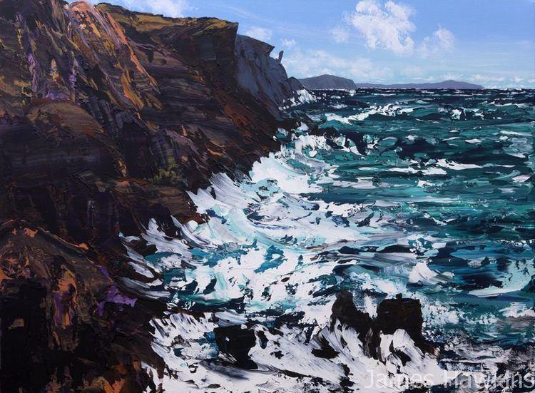 James Hawkins (artist) Canvas James Hawkins Art