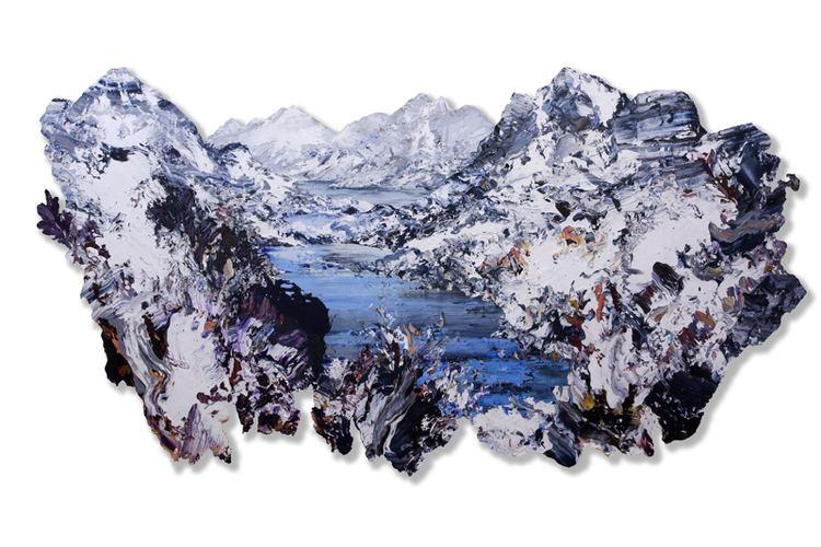 James Hawkins (artist) PROFILE JAMES HAWKINS LANDSCAPE ARTIST The Caledonian