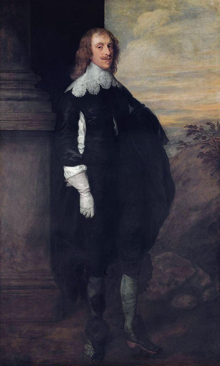 James Hay, 2nd Earl of Carlisle