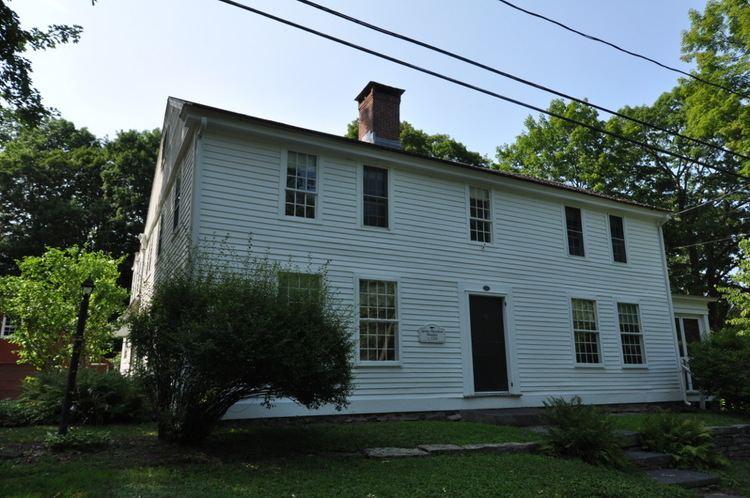 James Hazelton House