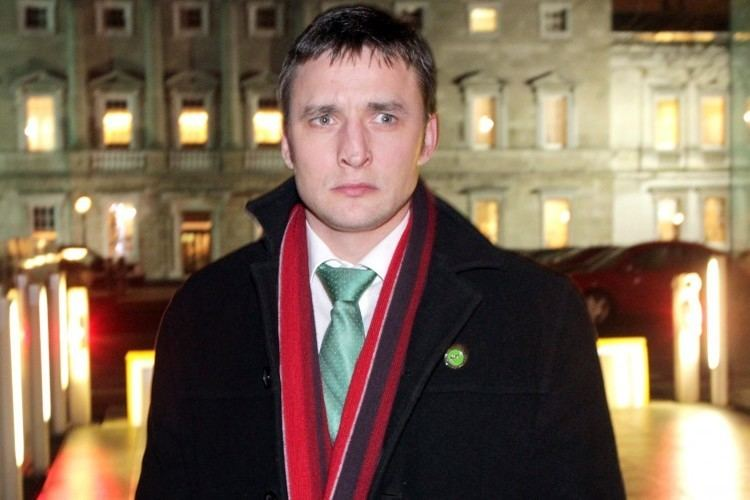 James Heffernan (Irish politician) Were at the end of our tether Labour cant make this Senator