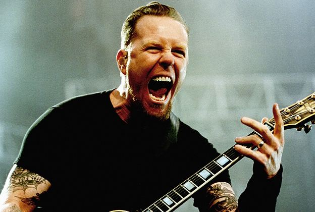 James Hetfield James Hetfield Through the Years Pictures Rolling Stone
